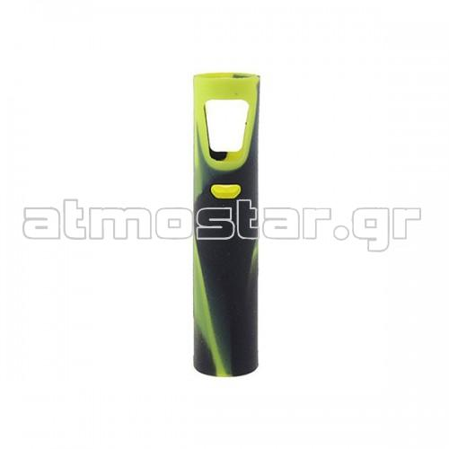 AiO silicon case black green