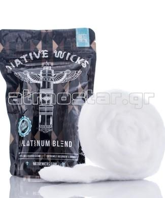 Native wicks platinum cotton