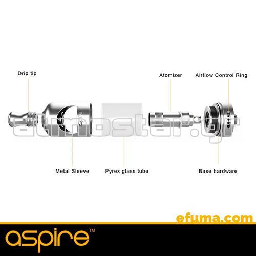 Aspire Nautilus 2 parts