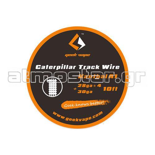 GeekVape Kanthal A1 Caterpillar Track Wire 3m