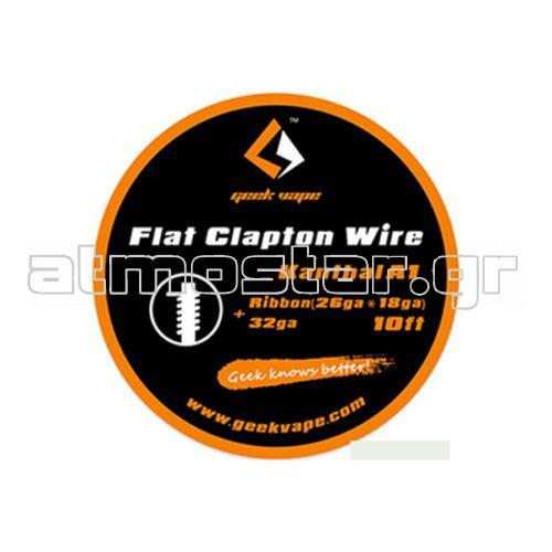 Geekvape Flatclapton wire-KA1-
