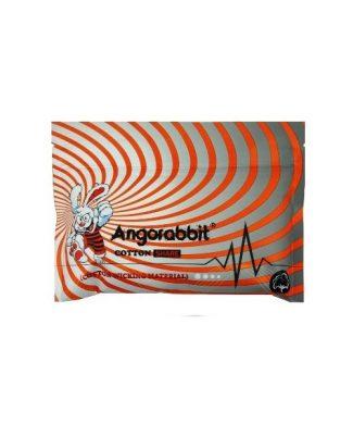 angorabbit cotton orange