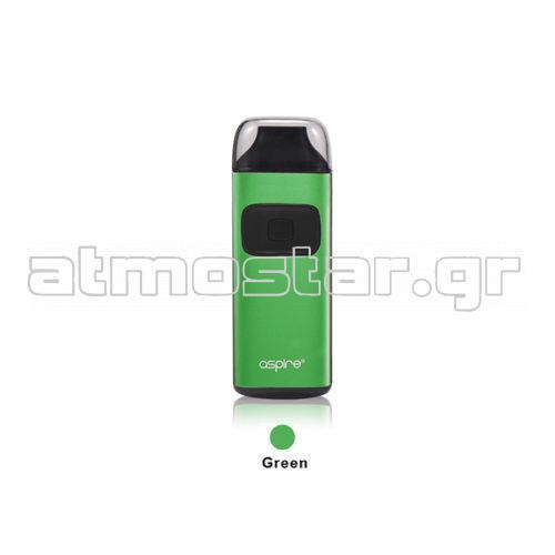 Aspire Breeze Green