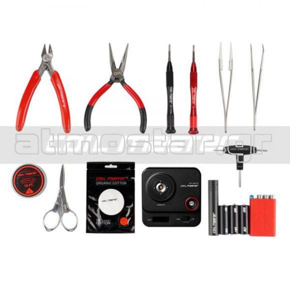 Coil Master DIY Kit V3 tools