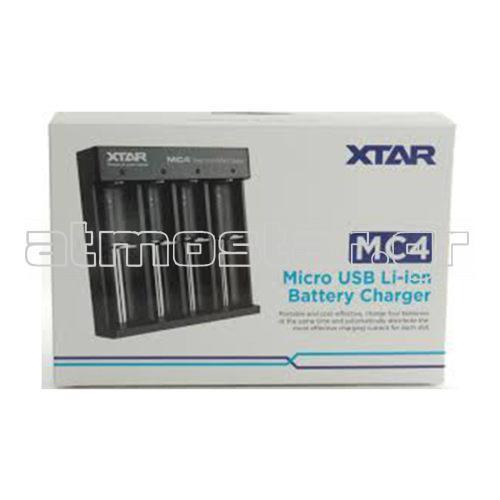 xtar mc4 charger box
