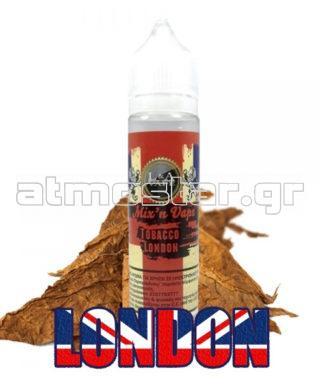 L&A Vape Mix and Vape Tobacco London