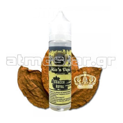 L&A Vape Mix and Vape Tobacco Royal