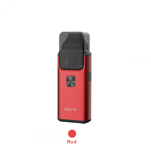 aio-breeze-2-kit-1000mah-aspire red