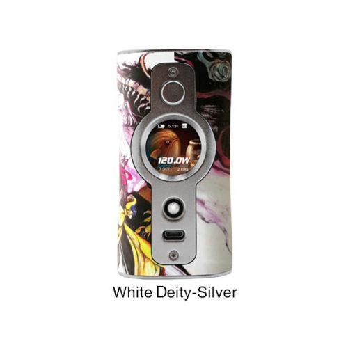 VSTICKING VK530 White Deity Silver