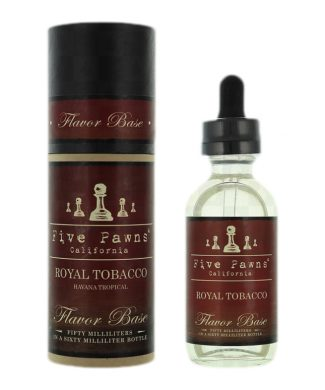 five_pawns_5_mix_and_vape_shake_and_vape_Royal_Tobacco
