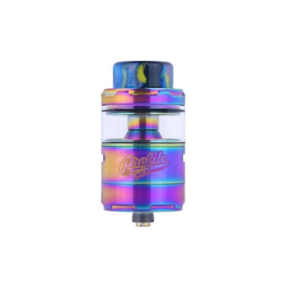 profile-unity-rta-25mm-wotofo rainbow
