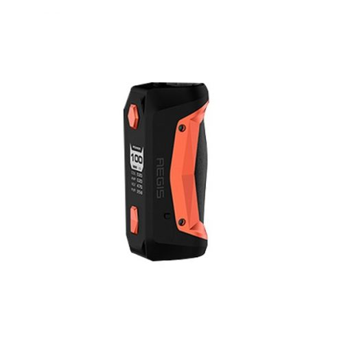 box-aegis-solo-100w-geekvape-ORANGE