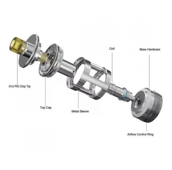 Nautilus GT parts