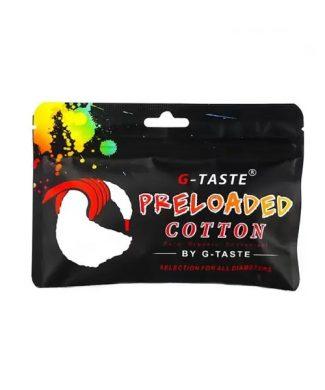 g-taste preloaded coton