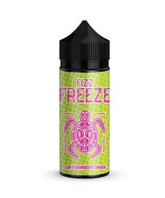 Fizz Freeze Gin Strawberry Smash