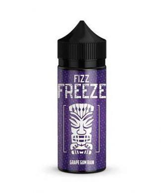 Fizz Freeze Grape Gum Rain