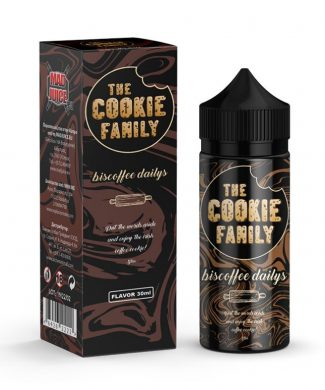 The cookie Family biscoffe dailys