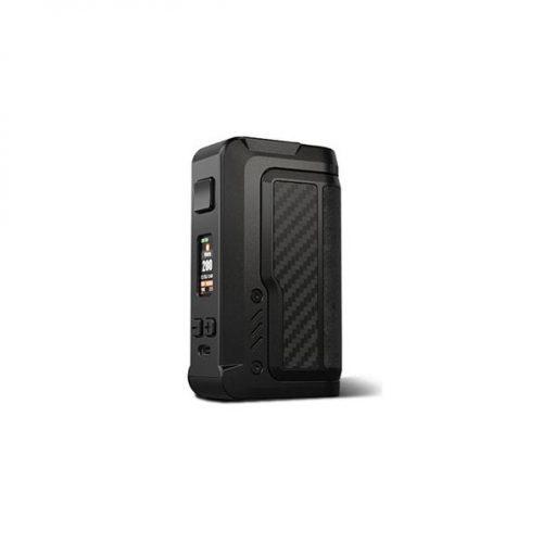 vandy vape gaur21 200w carbon fiber black